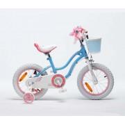 """Dječji bicikl Lara 16"""" - plavi"""