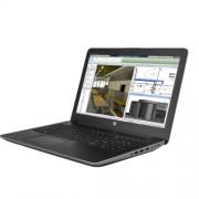 """HP ZBook 15 G4 /15.6""""/ Intel i7-7820HQ (3.9G)/ 16GB RAM/ 512GB SSD/ ext. VC/ Win10 Pro (Y6K29EA)"""