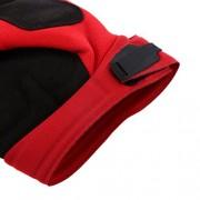 ELECTROPRIME Fox Racing Race Gloves - Motocross ATV Dirt Bike Gear Red M Size