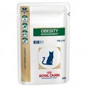 Royal Canin Veterinary Diet 24x100g Obesity Management Royal Canin Veterinary Diet kattmat