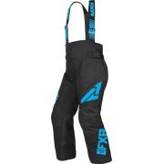 FXR Clutch Niños Bib Pantalones Negro Azul M