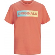 Jack & Jones Towns T-Shirt, Persimmon 152