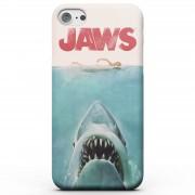 Jaws Klassieke Poster Telefoonhoesje - iPhone 5/5s - Tough case - glossy