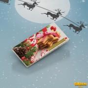 Felicitare delicioasă pentru Crăciun (Model 3)