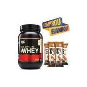 100% Whey Gold Standard 909g - Optimum Nutrition