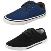 Super Combo-Multicolor Men/Boys Pack of 2 Casual Shoes