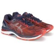 Asics GEL-NIMBUS 19 Running Shoes For Men(Red, Blue)