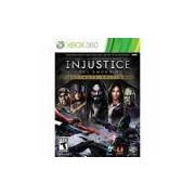 Injustice God Among Us Ultimate Edition Xbox 360