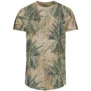 Jack&Jones Tricou pentru bărbați Jorfloras Tee Ss Crew Neck Safari M