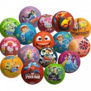 ReneReit Collection Cute Funny Disney Face Squeeze Balls Multicolor Set of 12