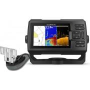 Garmin Striker Plus 5cv (s krmenom sondom CHIRP 77/200kHz/DownVü GT20-TM, 4-pin), GPS, 010-01872-01