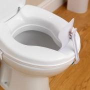 Déflecteur pour toilettes