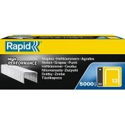 Capse RAPID 13/ 8, 5.000 buc/cutie - pentru pistol de capsat RAPID M10Y
