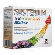 Sustenium I colori della salute Mix Cinque, 14 bustine da sciogliere in acqua