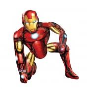 Balon AirWalker Iron Man - 93 x 116 cm