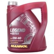 MANNOL LEGEND+ESTER 0W-40 4 liter
