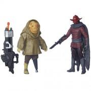 Figurine Hasbro Star Wars First Mate Quiggold si Sidon Ithano