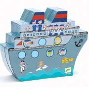 Djeco Djeco Board Game - Naviplouf 'Battleships' by Djeco