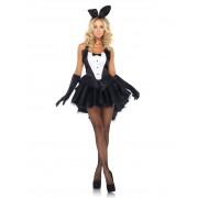 Vegaoo Snygg kanin - utklädnad vuxen S / M