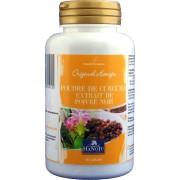 Curcuma Longa - Poivre Noir - 90 gélules - 600 mg