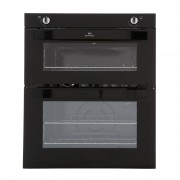 New World Black Built Under Gas Oven Separate Grill