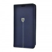 XUNDD Book Tasche Fashion für Samsung Grand Neo, Blau