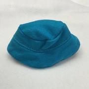 Green Kids Club Doll Bucket Hat Plush, Blue