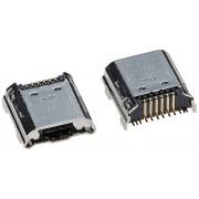 Conector de accesórios, carga e datos micro USB para tablet Samsung Galaxy Tab 3 7.0 wifi, T210