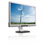 Monitor 22 inch LCD, Philips 225PL, Silver & Black
