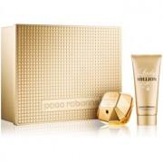 Paco Rabanne Lady Million coffret V. Eau de Parfum 50 ml + leite corporal 100 ml