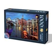 DToys Puzzle 1000 Night Landscape 04 (07/64301-04)