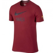 FC Barcelona CORE BASIC TYPE TEE póló