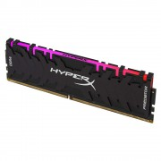 DDR4, 8GB, 3200MHz, KINGSTON HyperX Predator RGB, CL16 (HX432C16PB3A/8)