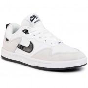Обувки NIKE - Sb Alleyoop (GS) CJ0883 100 White/Black/White