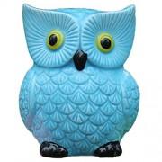 Romantiko Romantiko Owl Ceramic Piggy Bank Money Savings Banks Nursery Decor for Kids Baby