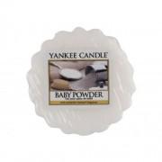 Yankee Candle Baby Powder 22 g vosk do arómalampy unisex