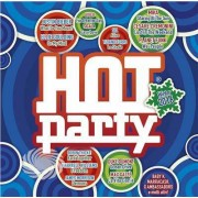Video Delta V/A - Hot Party Winter 2016 - CD