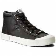 Кецове PEPE JEANS - New Brother PMS30392 Black 999