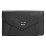 Guess Gia Envelope Clutch negru