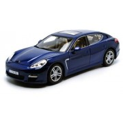 Maisto - 36197bl - Véhicule Miniature - Modèle À L'échelle - Porsche Panamera Turbo - Echelle 1/18-Maisto