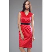Sukienka s24 (czerwony)
