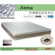 ErgoRelax Materasso a Molle Boxate Mod. Atena Singolo da Cm 80x190/195/200 Fodera Cotone Fascia TreD Altezza Cm. 24 - Ergorelax