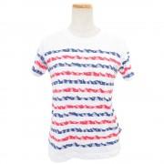【セール実施中】【送料無料】WOMENS MT BASQUE TEE レディース 半袖Tシャツ WES17W02-5710 WHXRE