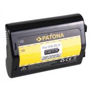 Nikon D2H / D2Hs / D2X / D2Xs akkumulátor - 2400mAh (11.1V)