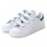 アディダス オリジナルス adidas Originals スタンスミス CF (ホワイト×グリーン) レディース メンズ