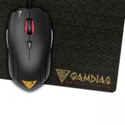 Комплект геймърска мишка с подложка Gamdias DEMETER E1 + Gamdias NYX E1 combo, DEMETER-E1_VZ