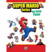 Alfred Music Super Mario Series for Easy Piano