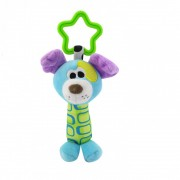 Lorelli Toys - Jucarie din plus cu zornaitoare - catel
