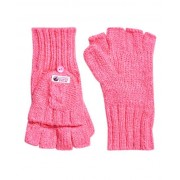 Superdry Clarrie Mittens Pink