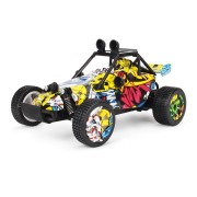 1811 1/20 2WD Graffiti Version 2.4GHz High-speed Racing Vehicle Off-Road Drift RC Car Toys